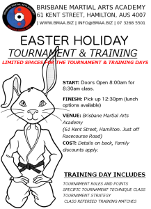 Easter Tournament 2014