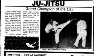 1979 grand champion brisbane ju jitsu championships