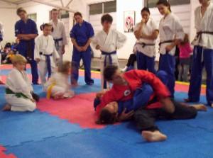 sensei doug ground work seminar for joshu hamilton dojo
